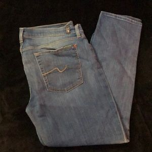 7 for all man kind josefina BF Jeans
